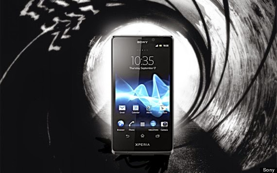 Spectre promo Sony mobile 2