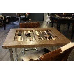table-de-backgammon-cuir-crocodile-taupe (2)