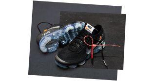 Nike Air Vapormax x Off-White The Ten Black Clear