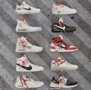 Gamme Nike x Off-White